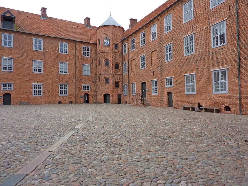 6. Tag - Sonderborg/ DK - Schloss