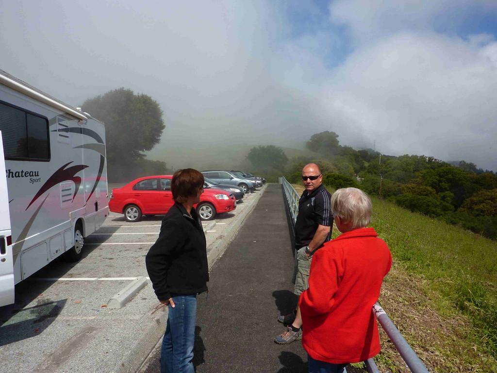 Auf Tour von San Francisco nach Big Basin State Park