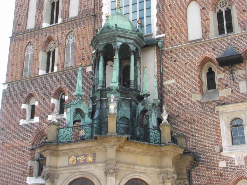 3.9.2007 Krakau - Stadtbesichtigung