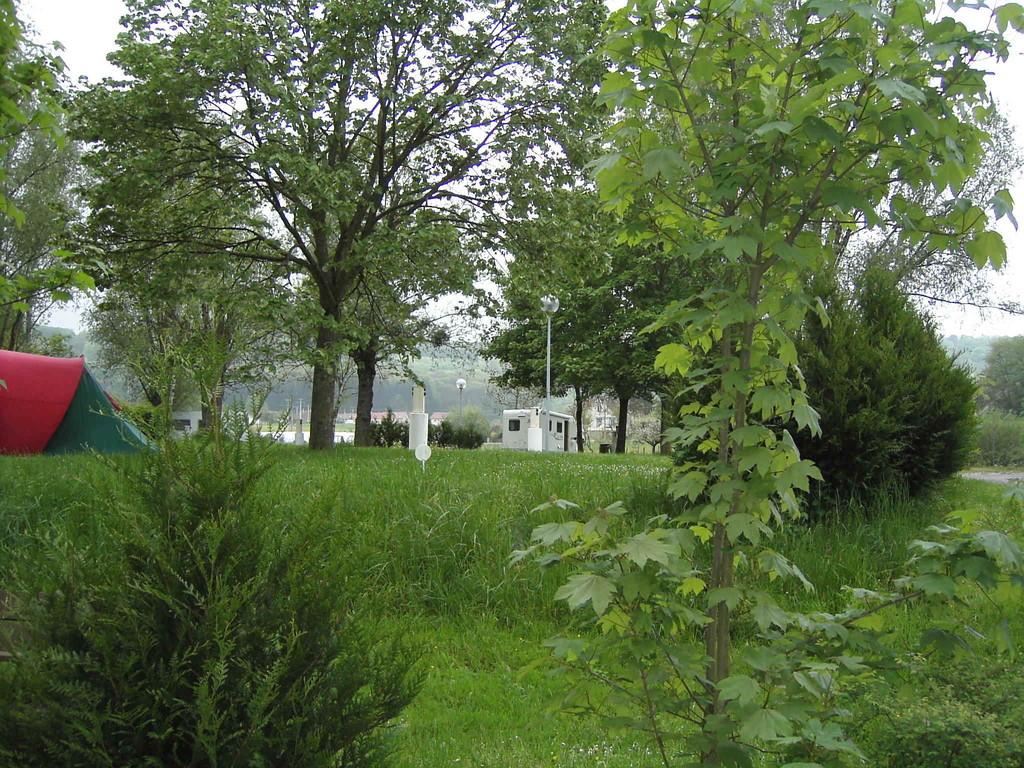 Campingplatz de la Plage, Besancon/F