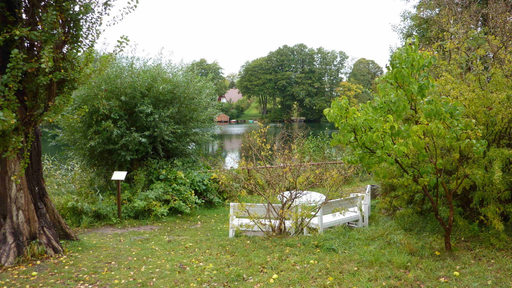 Fallada-Haus (Garten) am Carwitz-See