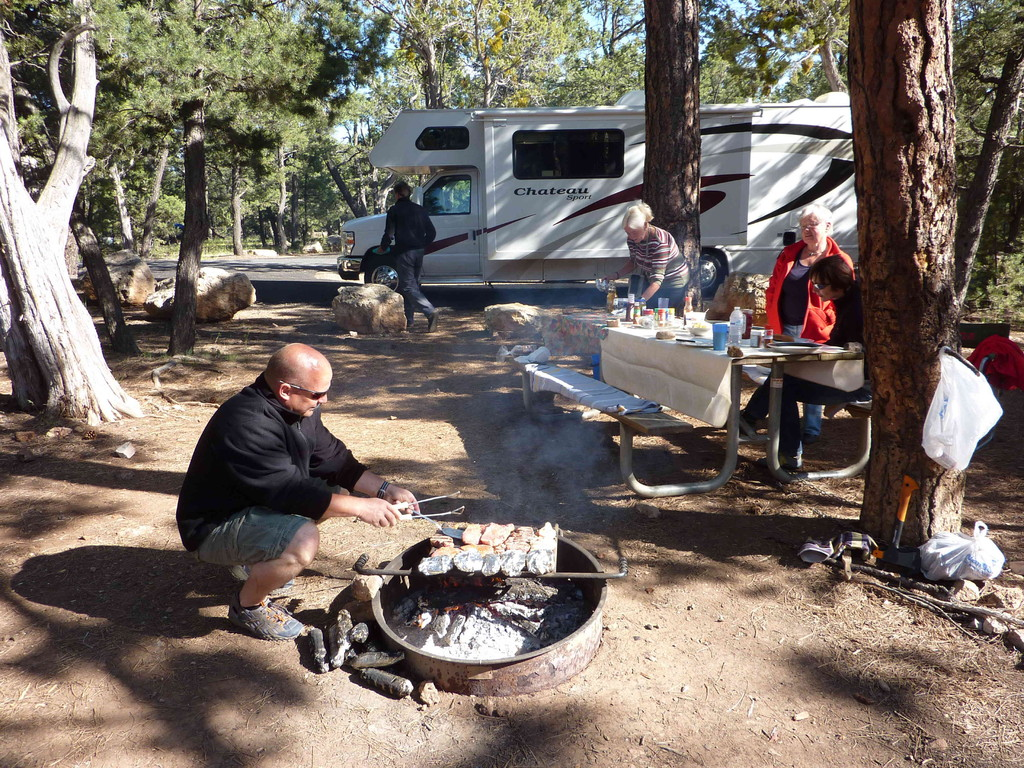 Grand Canyon - Mather-Campground