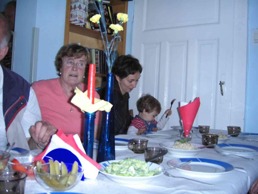 2.9.2007 Einladung ins Pfarrhaus der ev.Kirche in Brieg