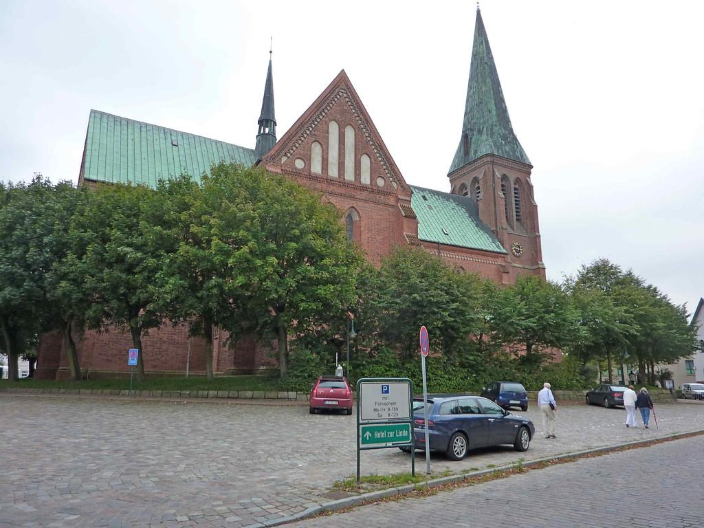 1. Tag - Meldorf / Dom