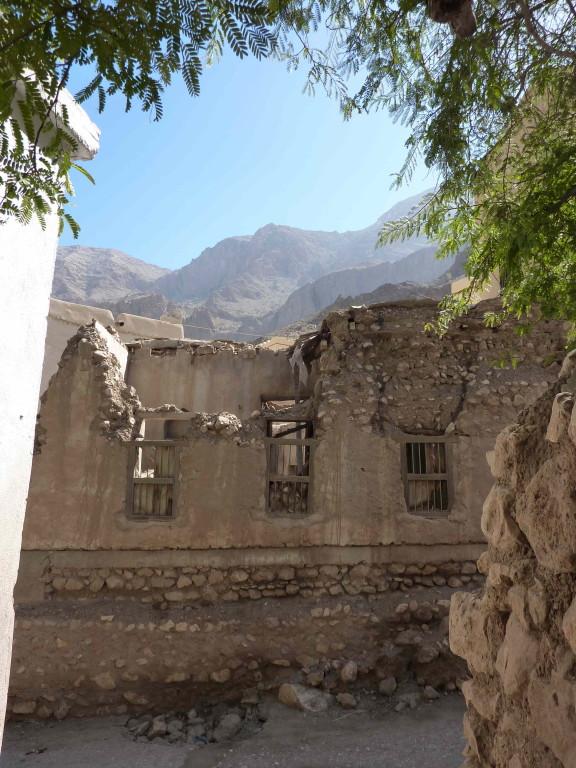 6. Tag - Auf der Fahrt von Sur nach Muscat - Wadi Tiwi