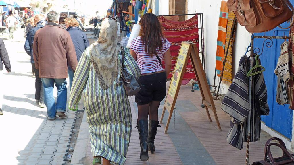 10.Tag - Essaouira - 2 Generationen