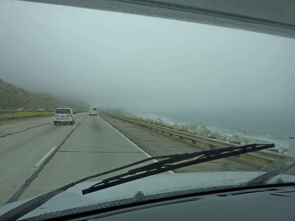 Auf Tour von Jalama Beach bei Lompoc nach Huntington