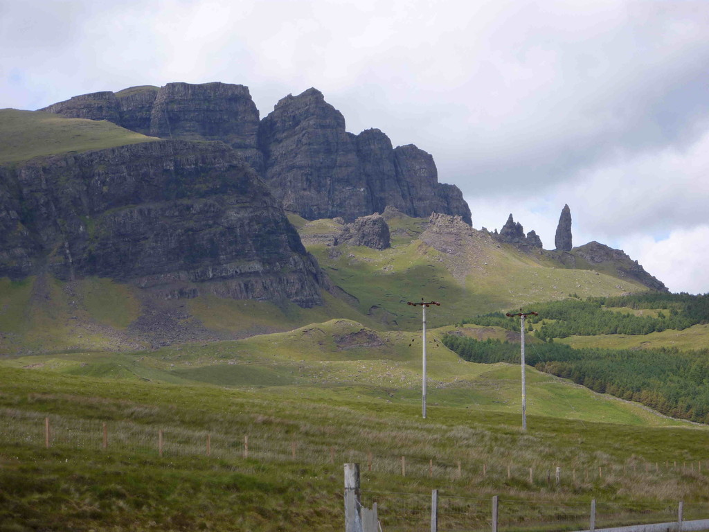 Insel Skye - Old Man of Storr