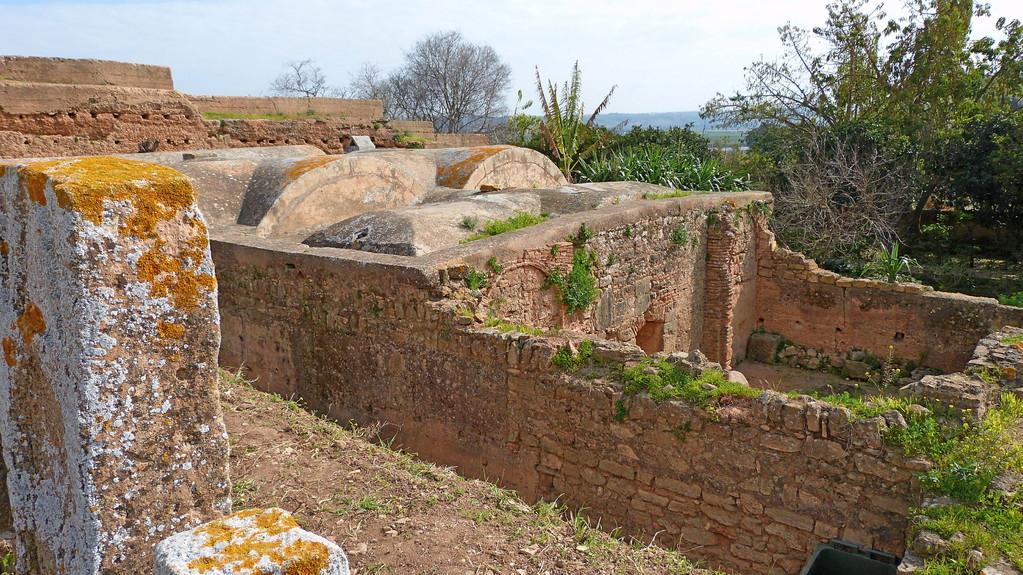2.Tag - Rabat - Chella Nekropole aus dem 14. Jh.- Grabstätte der Meriniden-Sultane
