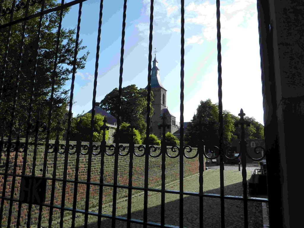 6.Tag- Abtei Rolduc bei Kerkrade/NL