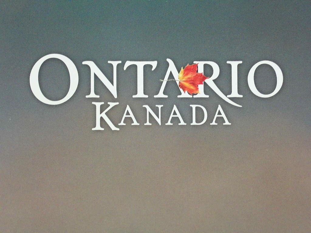 Mit dem Mietwagen durch Ontario