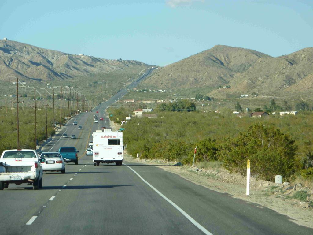 Auf Tour von Los Angeles nach Yucca Valley
