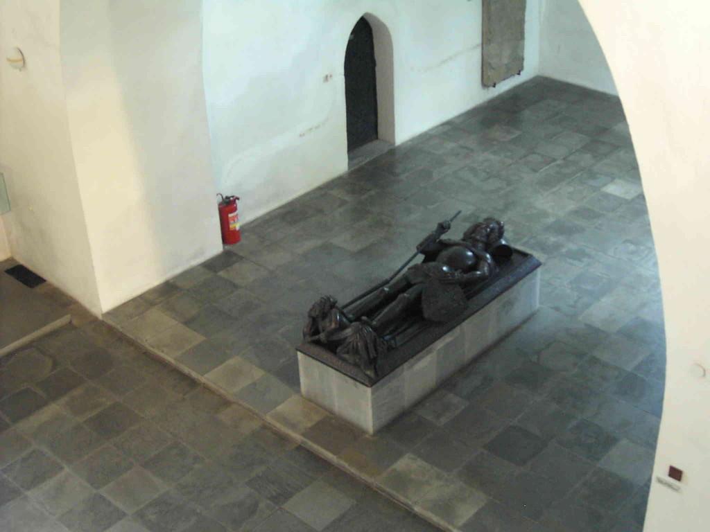 1.9.2007 Wahlstadt bei Liegnitz - Museum