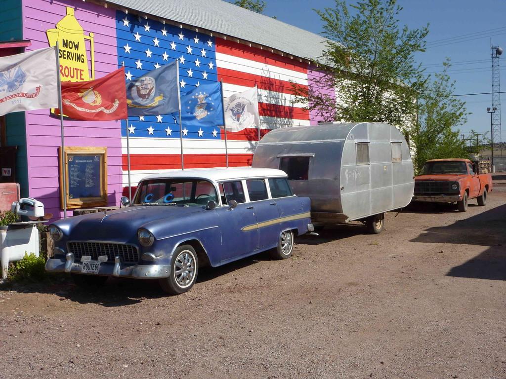 Auf Tour von Las Vegas zum Grand Canyon - Seligman
