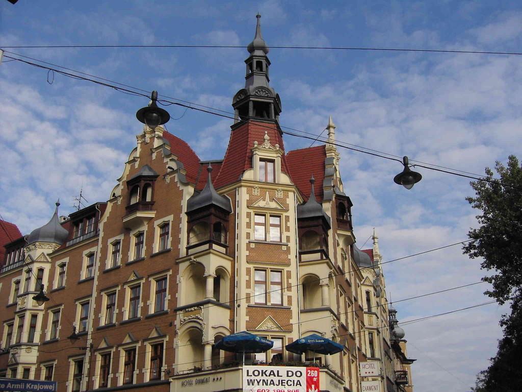 2.9.2007 Rundgang durch Gleiwitz