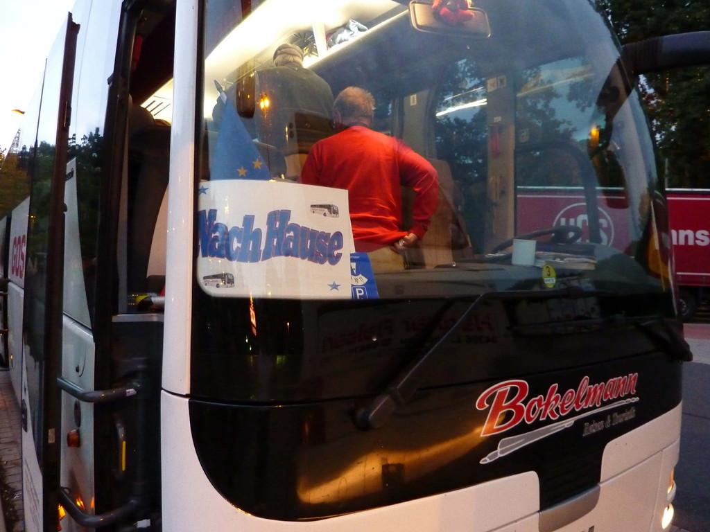 8.Tag - Rückreise nach Goslar