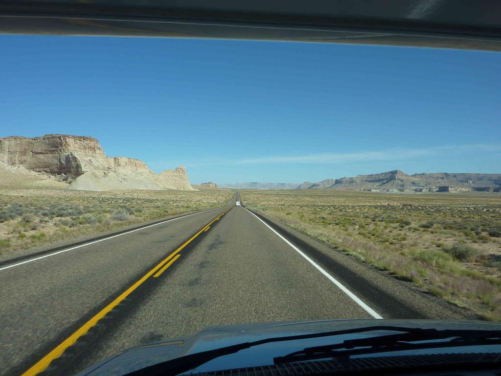 Auf Tour vom Lake Powell zum Bryce Canyon - Abstecher zu den Coral Pink Sand Dunes