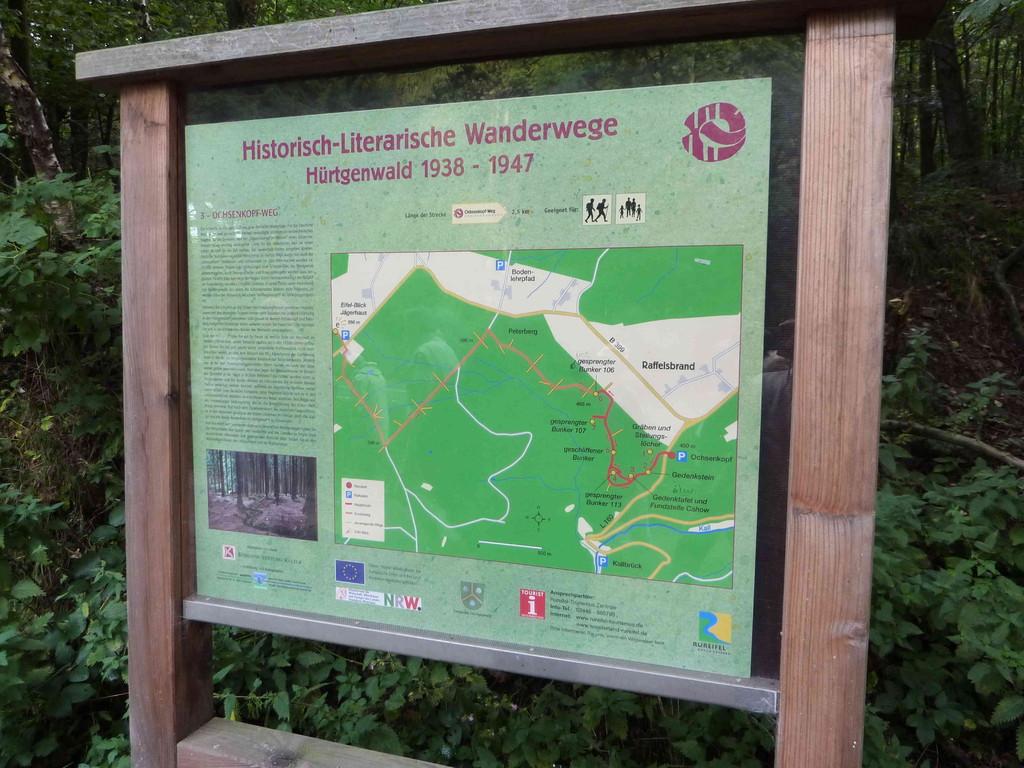 4. Tag - Hürtgenwald - Schlacht zu Allerseelen 1944