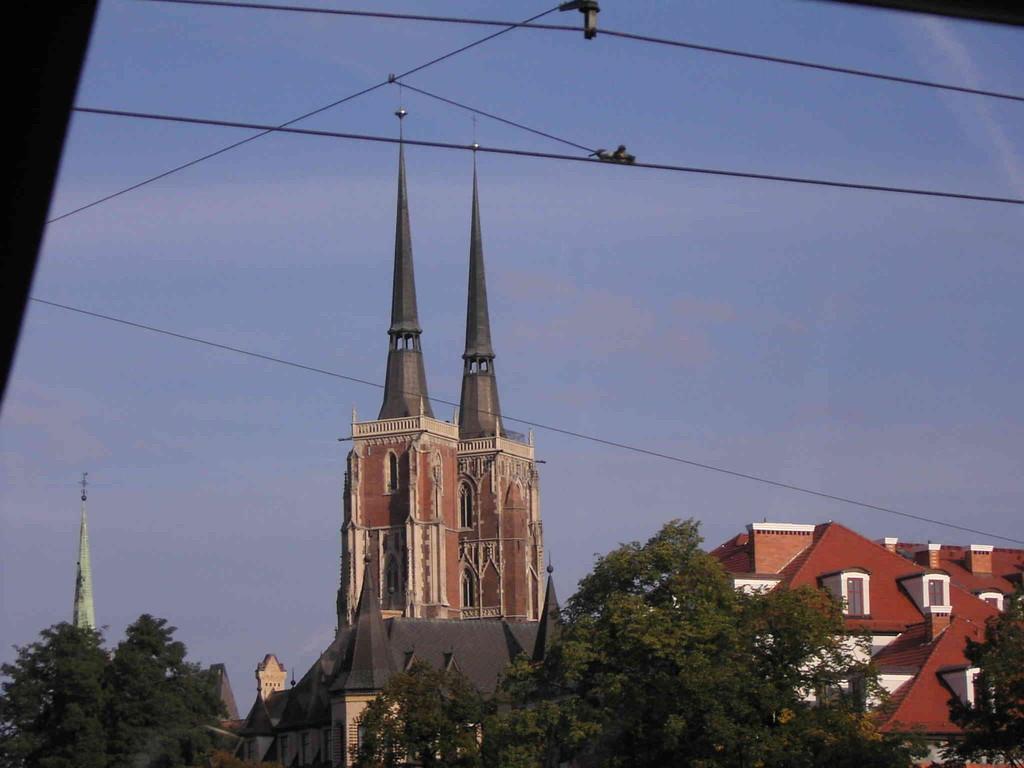 2.9.2007 Breslau - Stadtrundfahrt