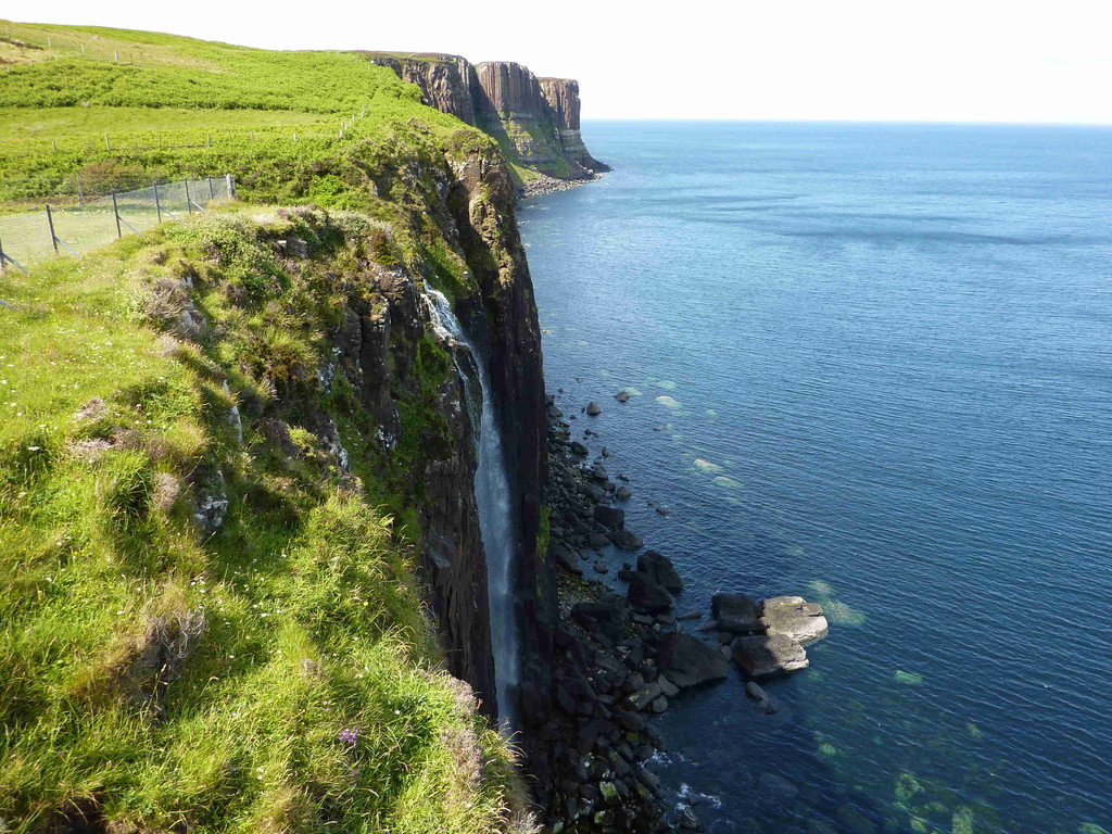 Insel Skye - Kilt Rock