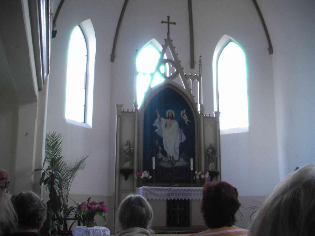 2.9.2007 Kirche in Brieg