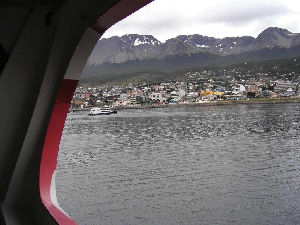Ushuai - die südlichste Stadt der Welt
