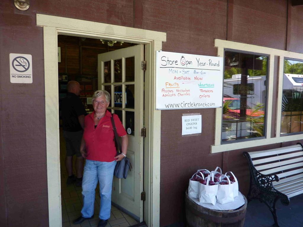 Auf Tour von Zion Nationalpark über Bakersfield zum Yosemite Nationalpark