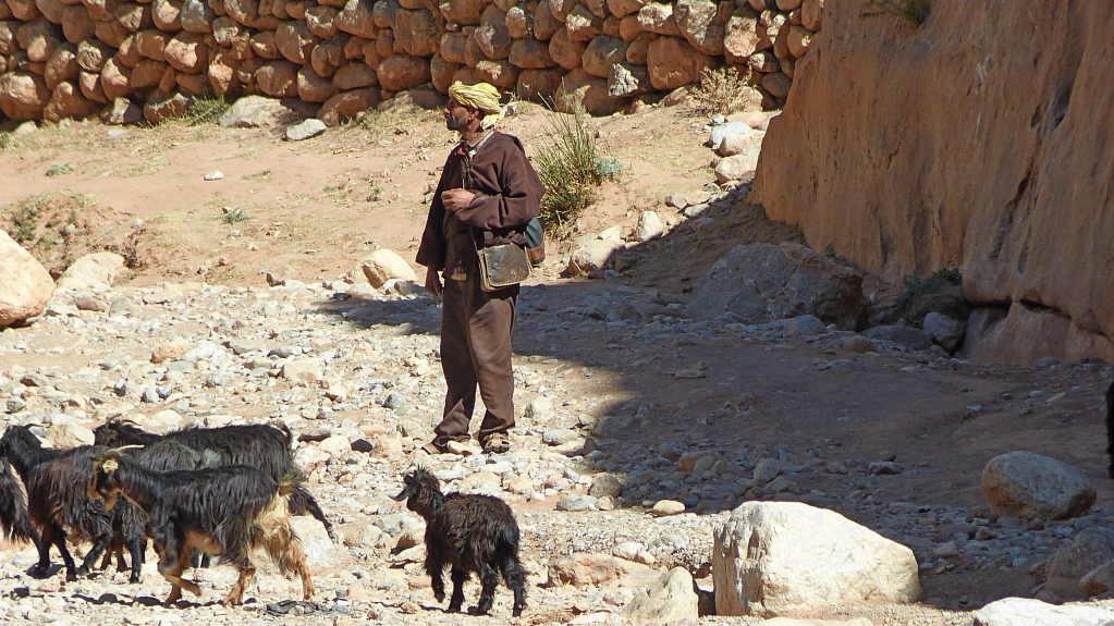 7.Tag - Fahrt von Erfoed nach Quarzazate - Tondra-Schlucht