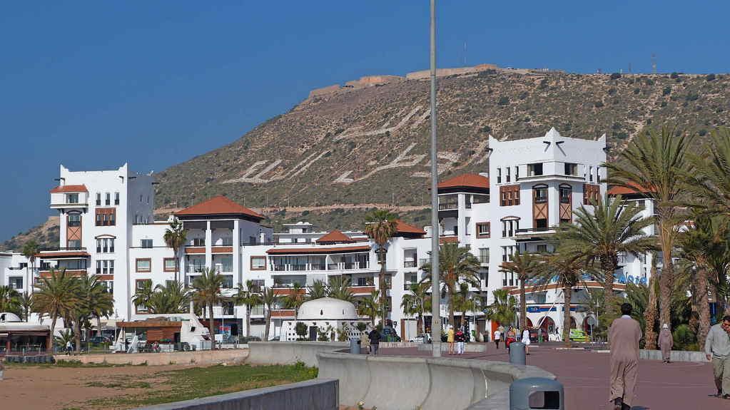 12. -14. Tag - Agadir - Gott, König, Vaterland