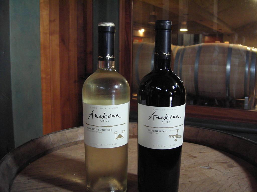 """Besuch des Weinguts """"Anakena"""""""