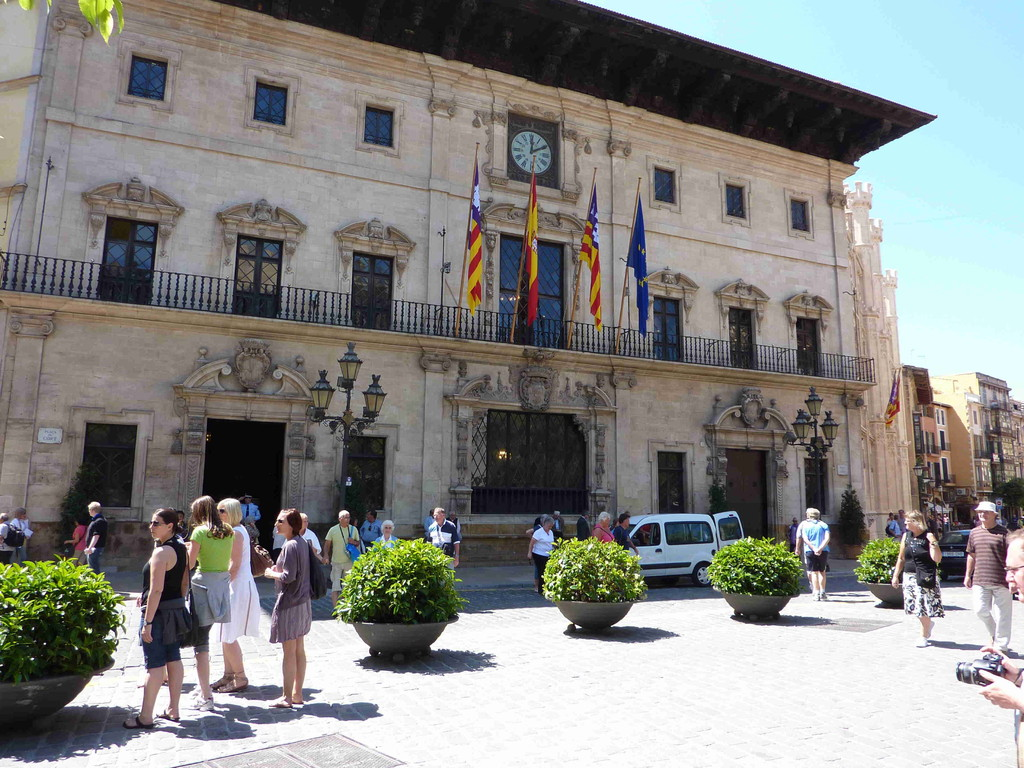 Palma - Rathaus
