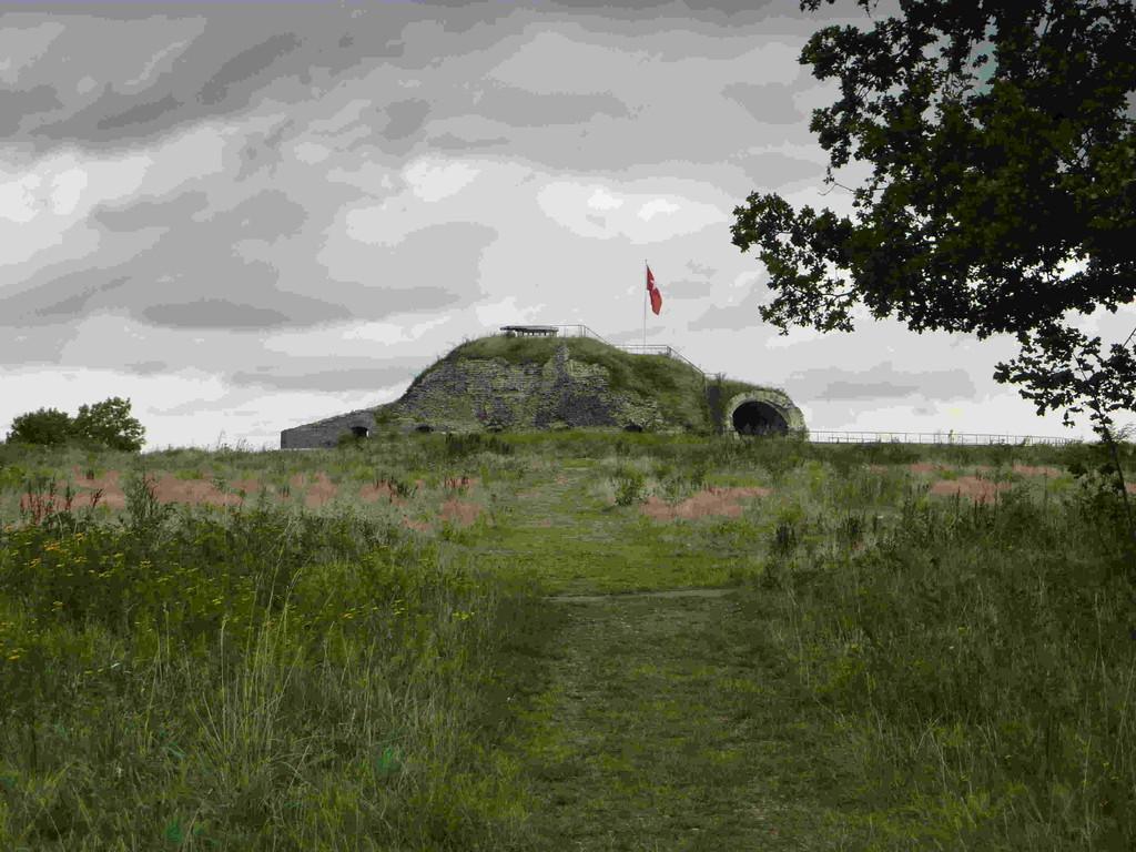 6.Tag -  Fort St Pieter / Maastricht/NL