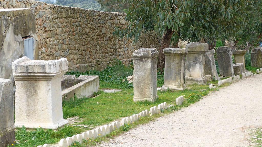 3.Tag - Volubilis - erstand vo ca 1800 Jahren
