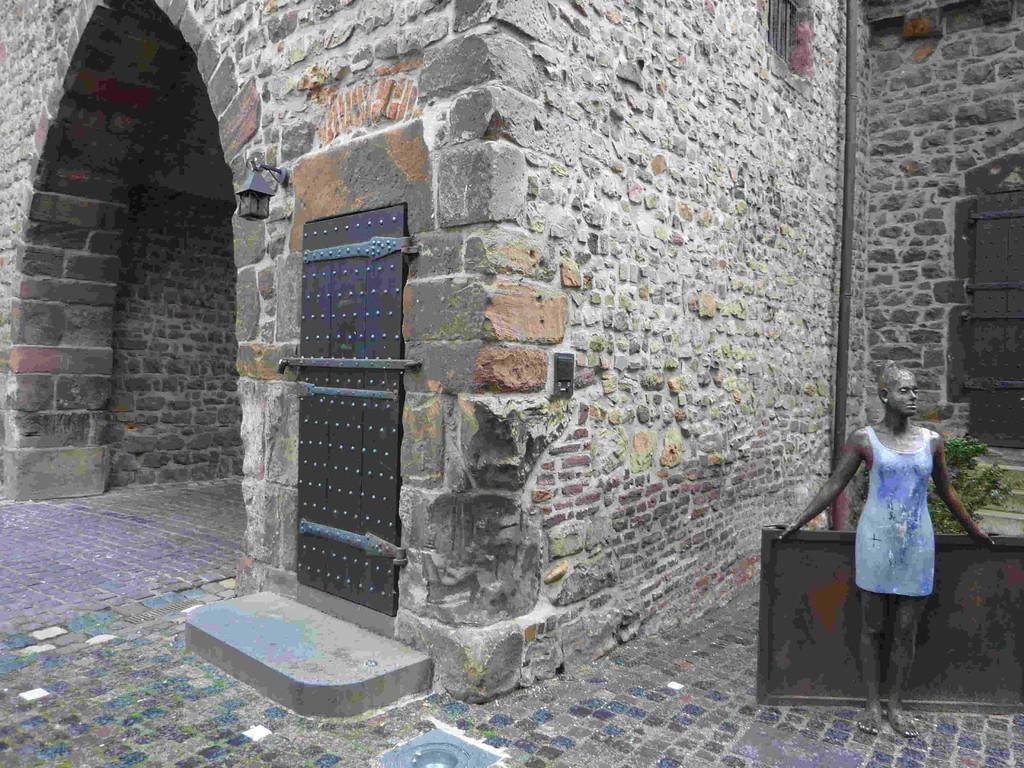 5.Tag - Stadtbesichtigung Jülich / Hexenturm