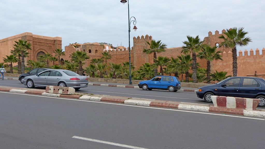1.Tag - Rabat Kasbah des Qudaias