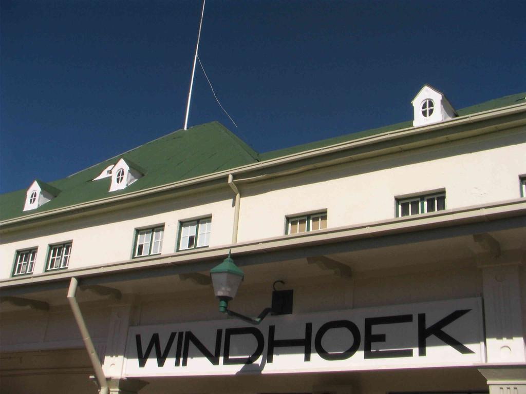 Windhoek/Bahnhof