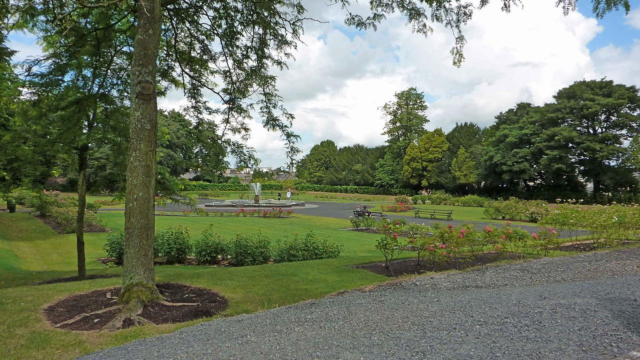 Kilkenny Castle - Park