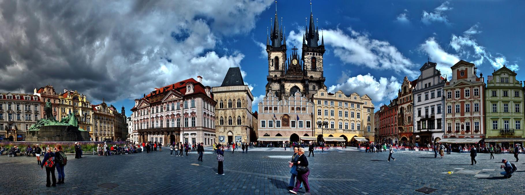 Prag/Praha CZ, 2010