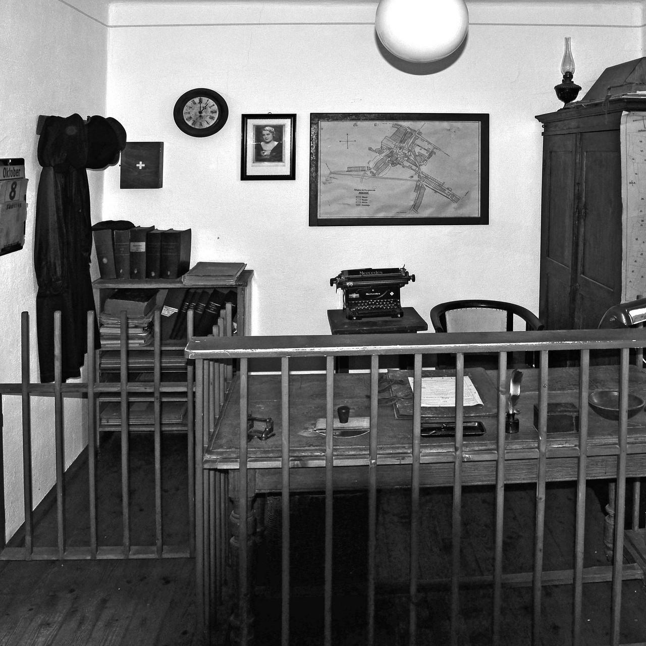 Gendarmerieposten, Mönchhof, Bgld, Dorfmuseum