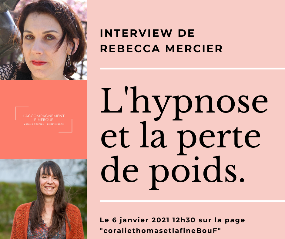 Interview de Rebecca Mercier