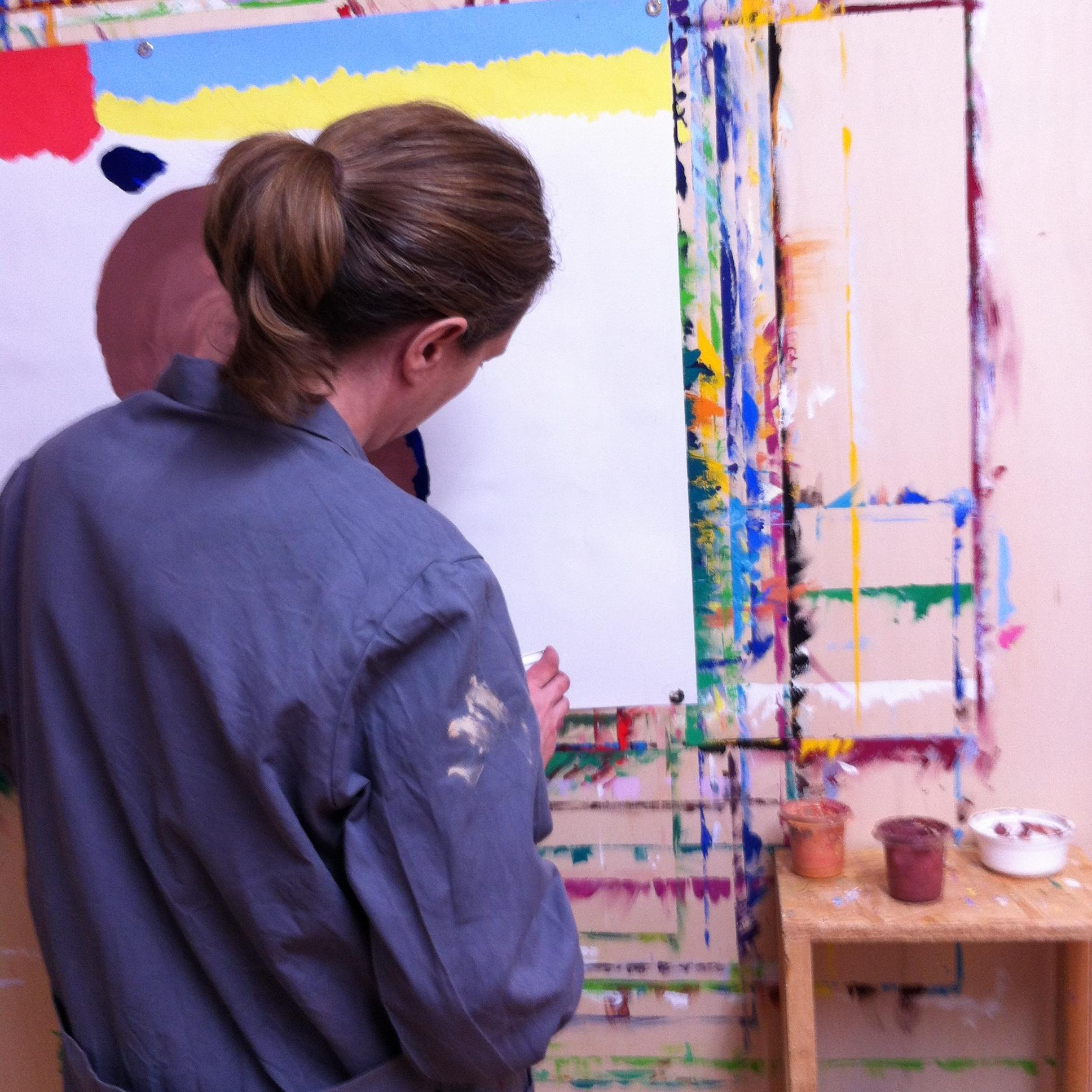 farbennest-Atelier für Begleitetes Malen