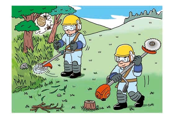 ゴルフ場の事業における労働災害防止のためのガイドラインのポイント