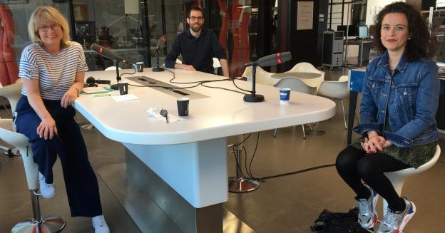 """Erfahre mehr über mich in der Radio SRF 1 Sendung """"Persönlich"""""""