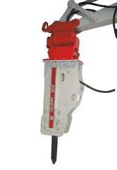 Hydraulikhammer HUPPI 902