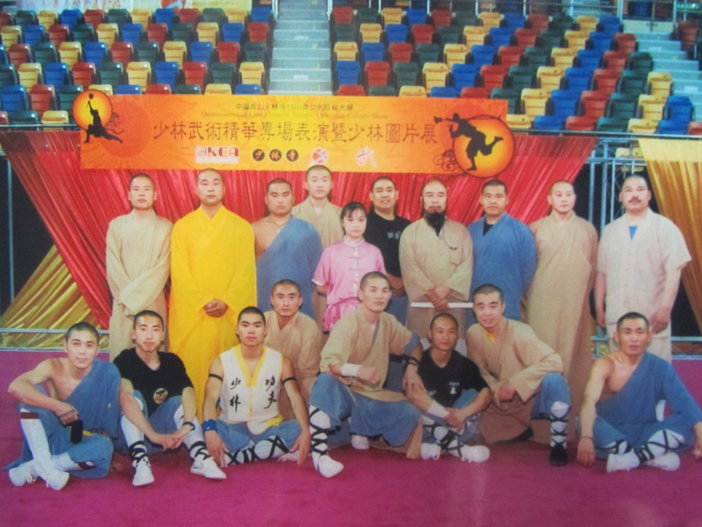Shaolin-Showtruppe