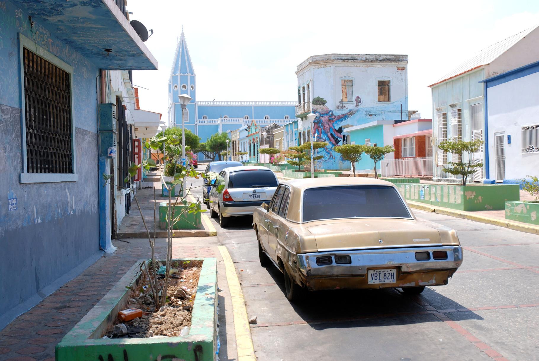 calle de arte, maracaibo [VEN]