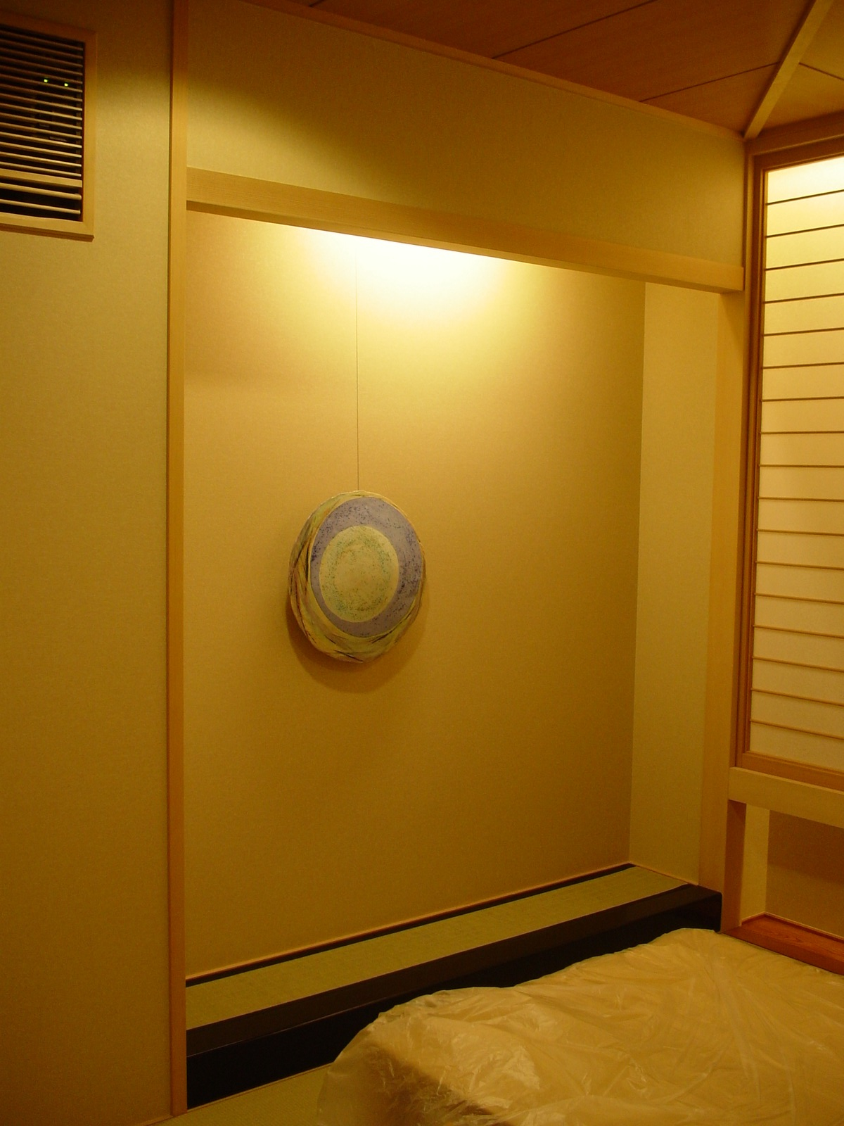 ザ・千里タワー ゲストルーム 床の間