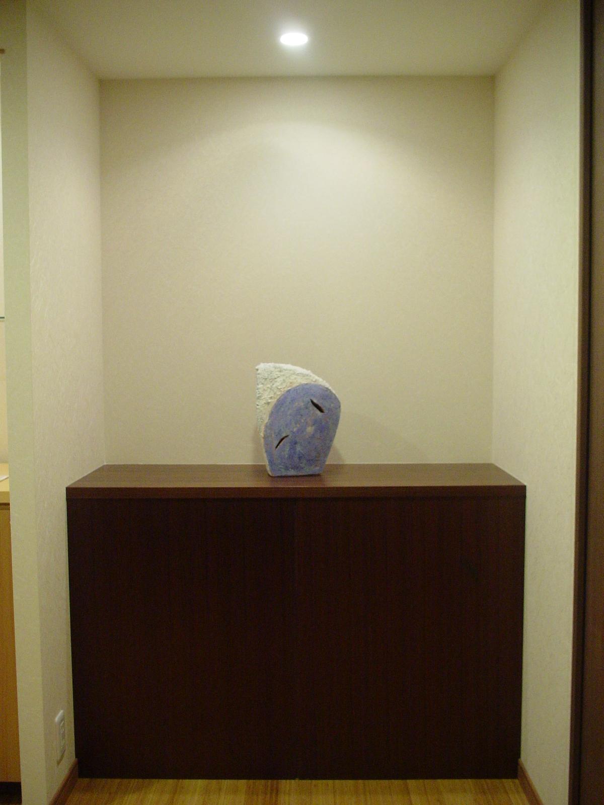 ザ・千里タワー ゲストルーム 玄関