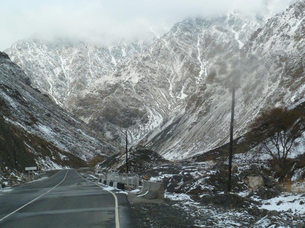 Route Survey, Kyrgyzstan 2011