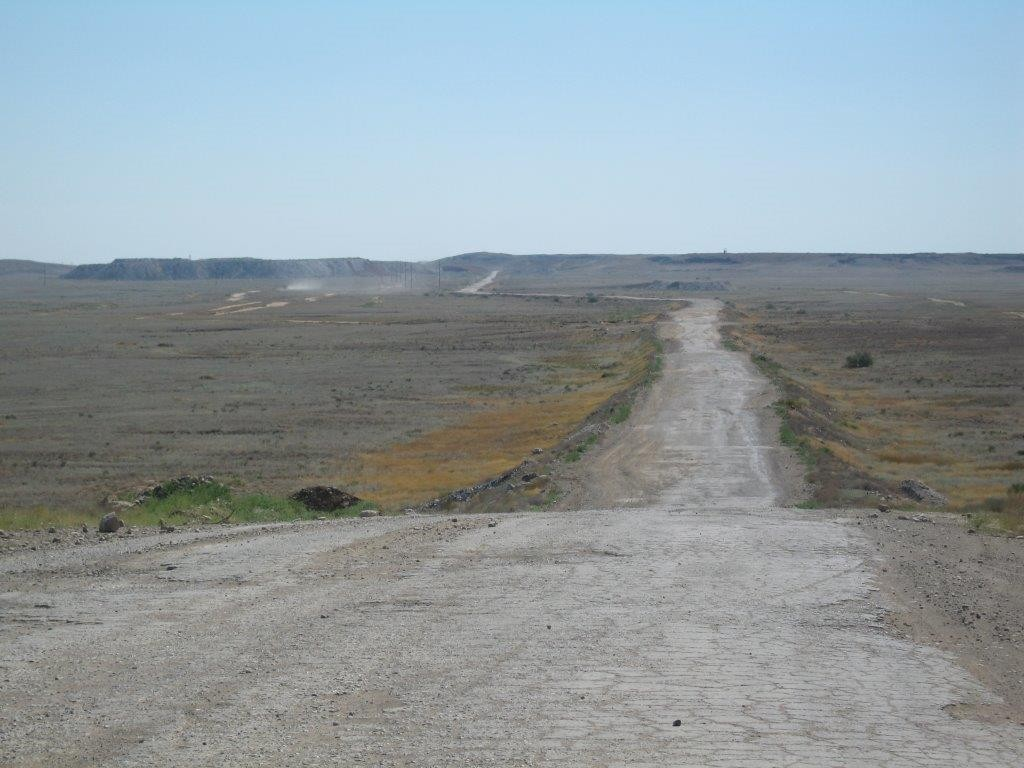 Route Survey, Western Kazakhstan 2006